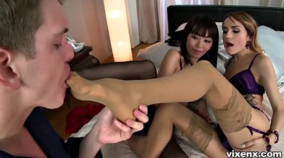 Stocking, Japanese footjob, Japanese stockings, Japanese foot, Japanese stocking, Japanese feet