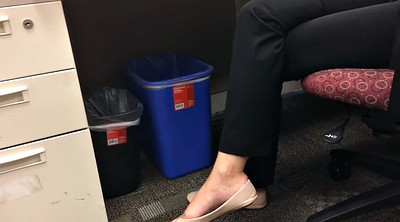 Foot, Candid, Office foot, Flat
