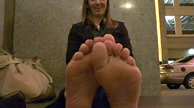 Mature feet, Mature foot, Feet sole