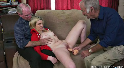 Granny, Stacy v, Small girl, Stacy, Farting, Sex for money