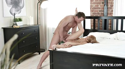 Romantic, Blond, Romantic sex, Riding creampie, Creampie russian