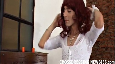 Crossdress, Hard gay
