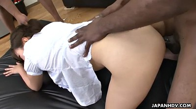 Creampie, Japanese and black, Asian black, Japanese black, Black asian, Missionary creampie