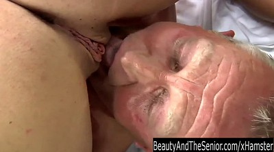 Old and young, Pussy cum