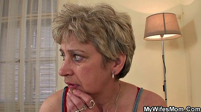 Wife, Old wife, Fuck mom, Mom s