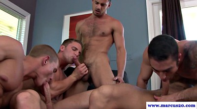 Straight gay, Muscle man, Gay orgy