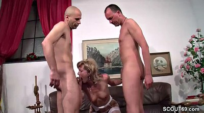 Extreme, Threesome casting