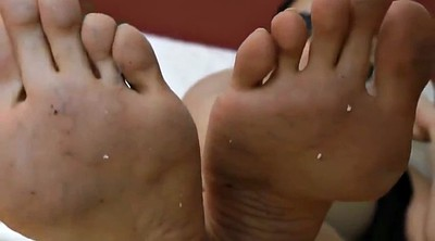 Foot, Mature foot, Asian mature