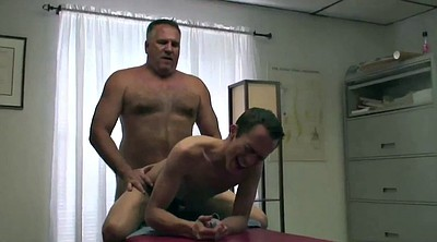 Old gay, Pain, Old daddy gay, Backed, Painful