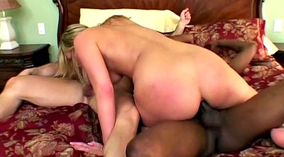 Blacked, Big booty, Blondie, Big booty interracial