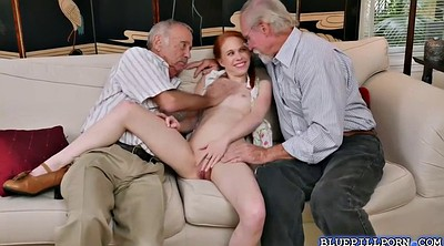 Teens fucking, Granpa, Dolly