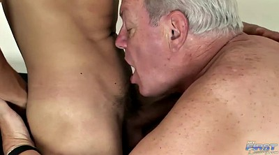 Granny anal, Anal daddy