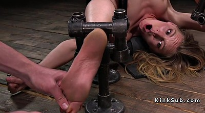 Slave, Bound, Anal slave, Toy