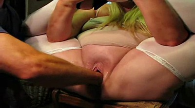 Gaping pussy, Fisting bbw, Double fisting, Bbw fisting