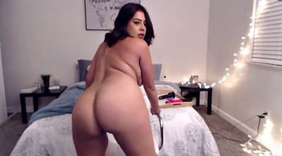 Latina big ass, Angelica, Young amateur