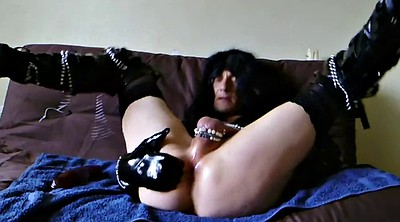 Dildo, Boots, Crossdressing
