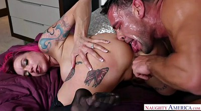 Face sitting, Missionary, Anna bell, Bell, Ass creampie