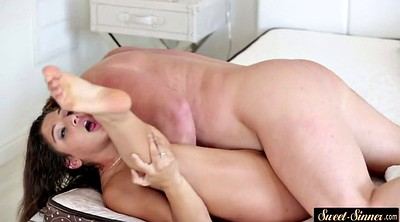 Big dick creampie, Stepdaughter