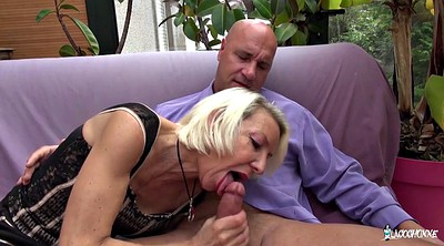 Mature anal, French anal