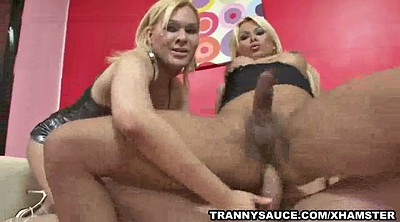 Three, Shemale fuck girl, Transsexual