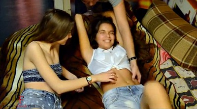 Tickling, Tickle, Young girl, Armpit
