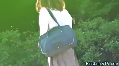 Public pee, Pee outdoor, Hd japanese