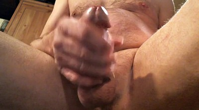Big cock, Spit, Spitting, Lubed