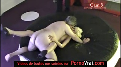 French, Party, Swingers party, French gangbang, College party