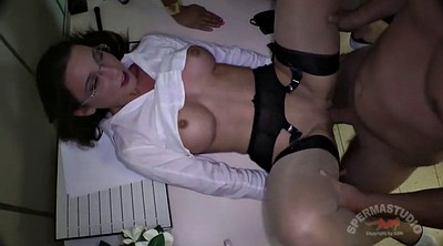 Office, Creampie gangbang, Gangbang creampie, Office sex
