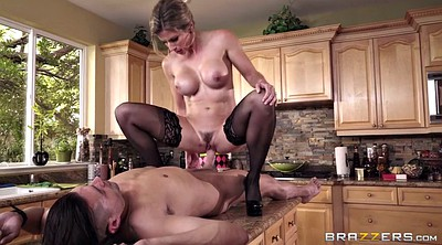 In the kitchen, Cory chase, Cory