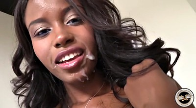 Interracial cumshot, Hanging, Hang