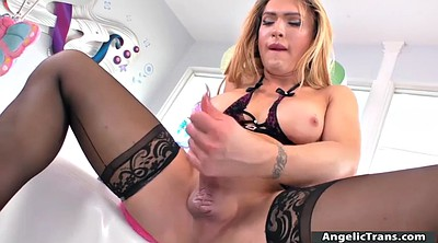 Anal solo, Solo chubby, Curvy blonde, Curvy anal