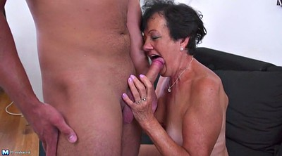 Milf boy, Young boy, Old granny, Granny boy, Milf and boy