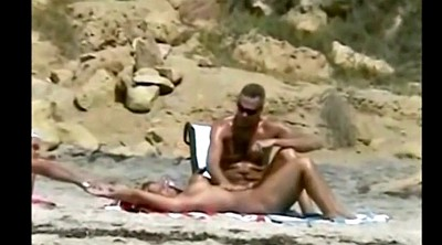 Nude, Nude beach, Outdoor masturbation, Public masturbating