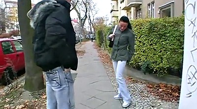 German milf anal, Anal casting
