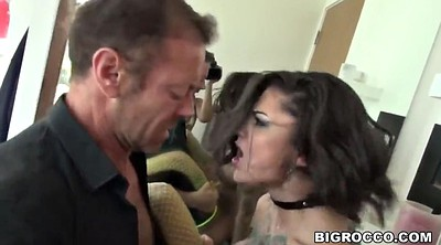 Brutal anal, Ass to mouth, Big ass threesome
