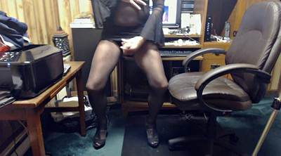 Crossdresser, Jerk off