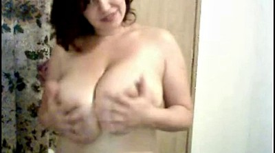 Flash, Big tit, Chubby girl, Solo chubby