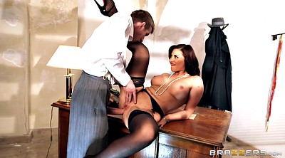Russian, Anna polina, Office anal, Been