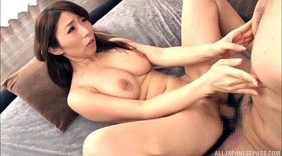 Riding, Japanese handjob