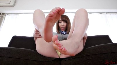 Japanese foot, Asian foot