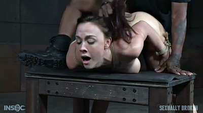 Rough, Chanel preston, Chanel, Double penetration