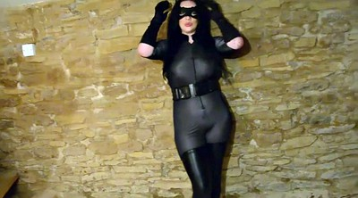 Cosplay, Catwoman, Big busty