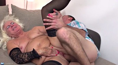 Taboo, Old young, Blowjob mature