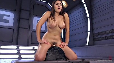 Machine, Anal toy, Italy, Hairy solo