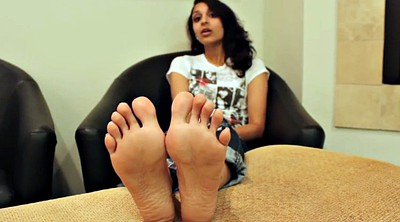 Indian, Feet solo