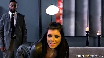 Romi rain, Boss, Leather