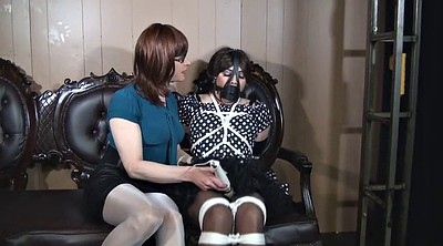 Crossdresser, Tickle, Tickling, Sandra