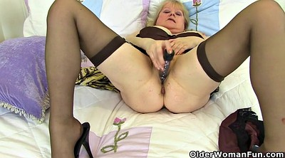 Indian mature, Granny dildo