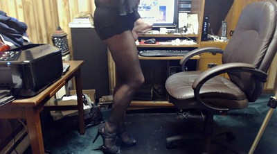 Crossdresser, Crossdressers, Pantyhose gay